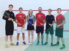 Squash Teams
