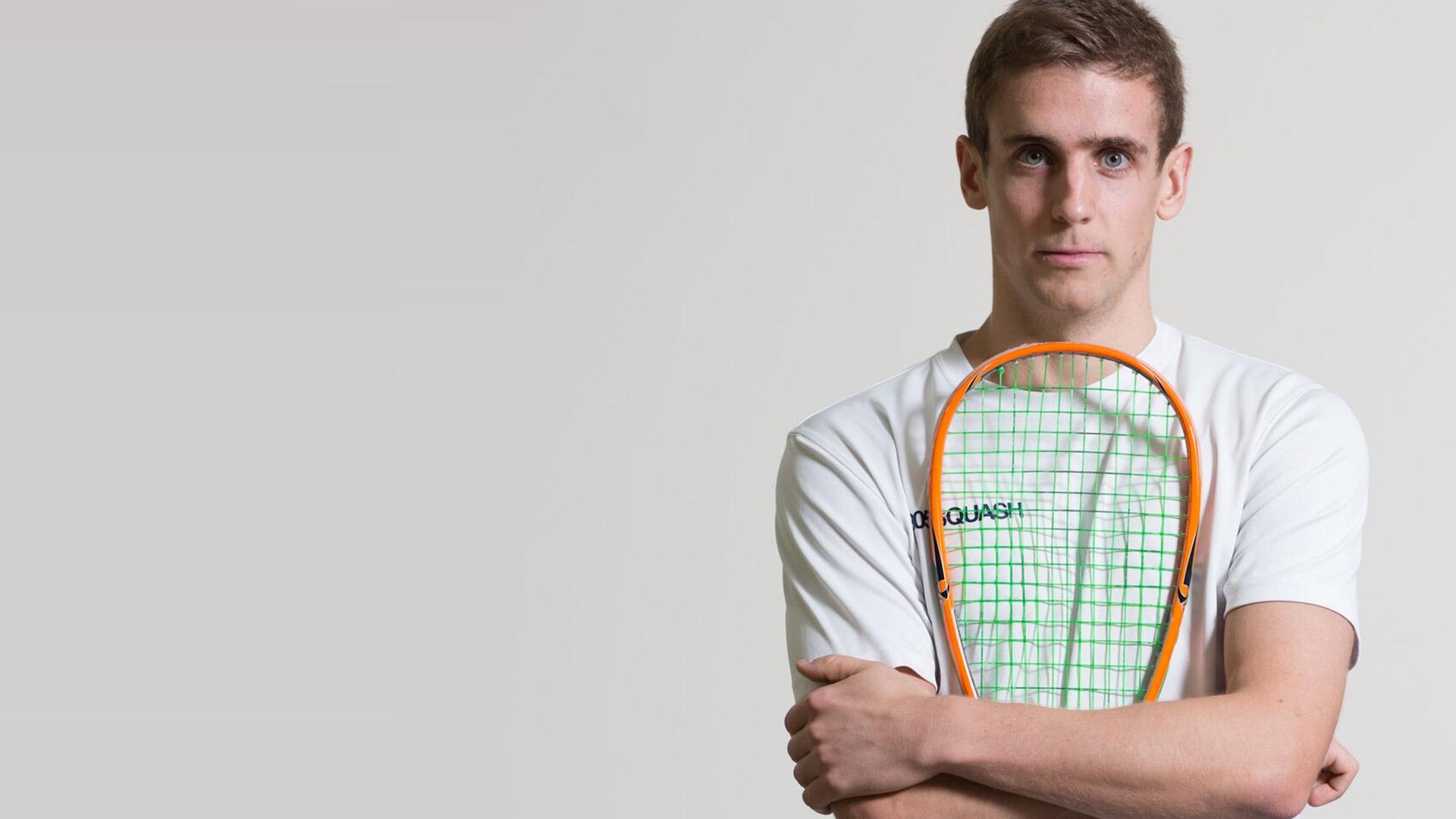 Adam Murrills - Squash Player