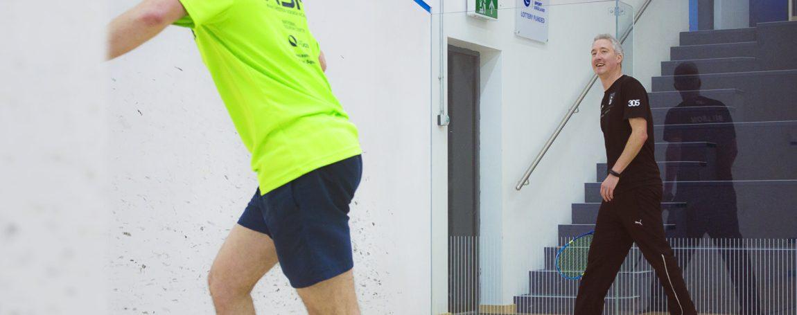 Squash Coaching