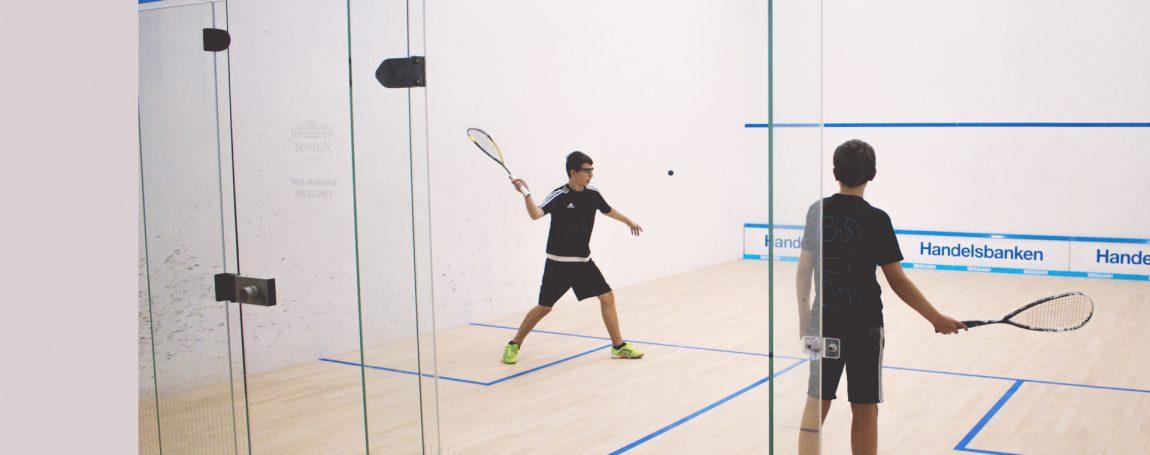 Bowdon Junior Squash